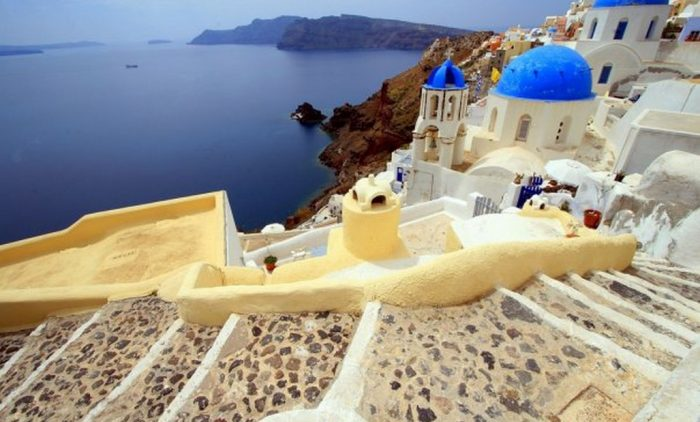 Santorini 9 day tour Athens Express