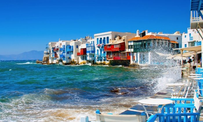 Mykonos 9 day tour Athens Express