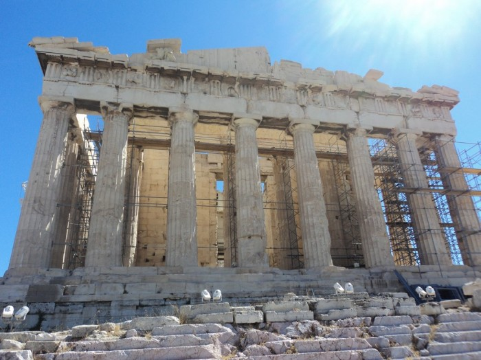 7 Day tour includes Athens and Mykonos