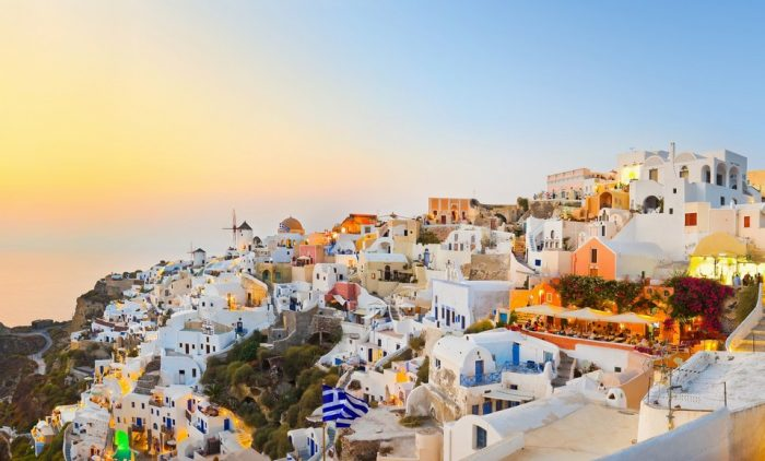 Athens and Santorini tours