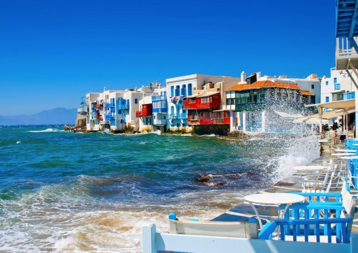 10 Day tour Mykonos and Andros | Cyclades Escapes tour package