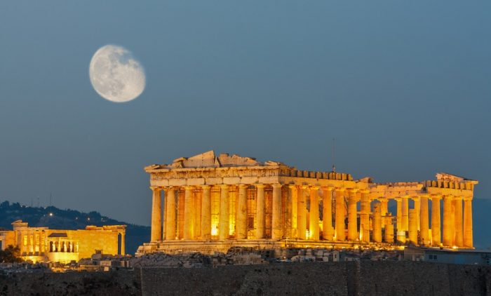 6 Day tour Athens | Olympian package