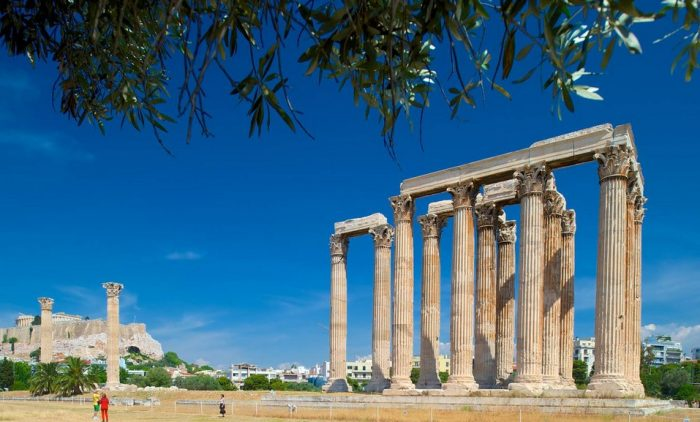 Cyclades islands tour package
