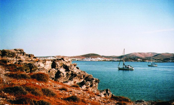 10 Day Cyclades islands tour package