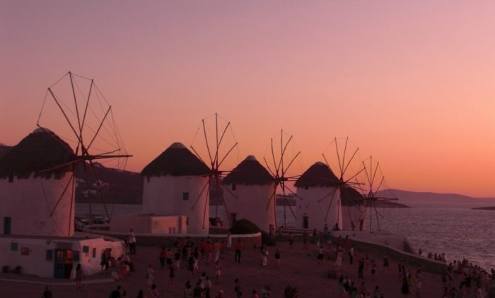 Mykonos - Cyclades islands tour package | Athens Express