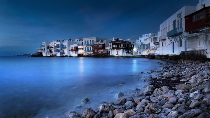 10 Day tour Athens, Mykonos and Paros