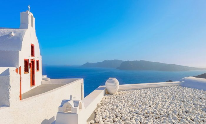 10 Day tour includes Athens, Mykonos and Santorini