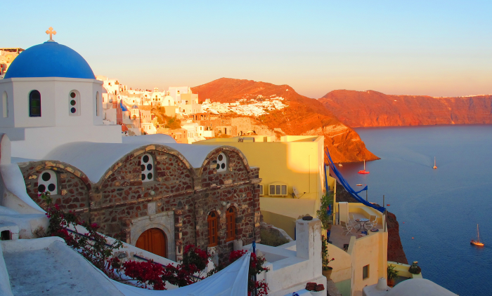 Travel packages in Greece