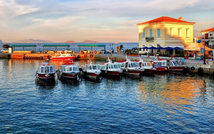 7 Day tour includes Athens and Spetses