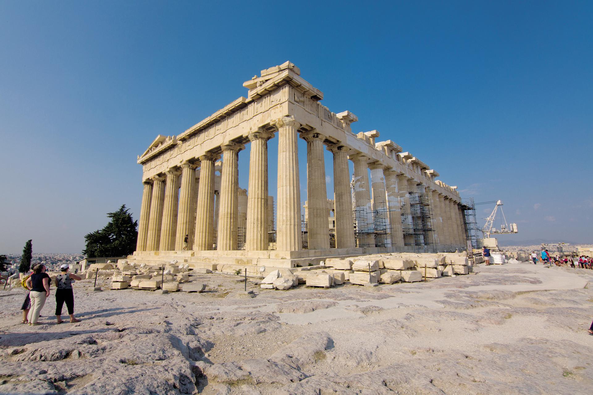 Atenas/Mykonos/Paros