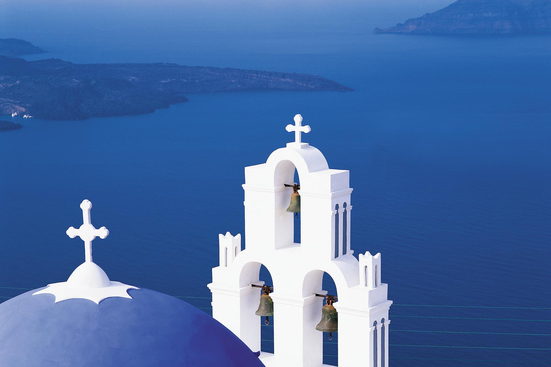 Atenas/Santorini/Naxos