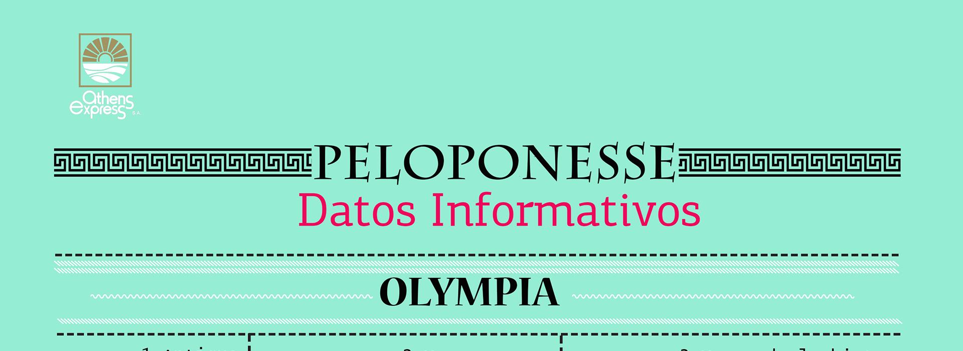 Peloponesse en Grafico