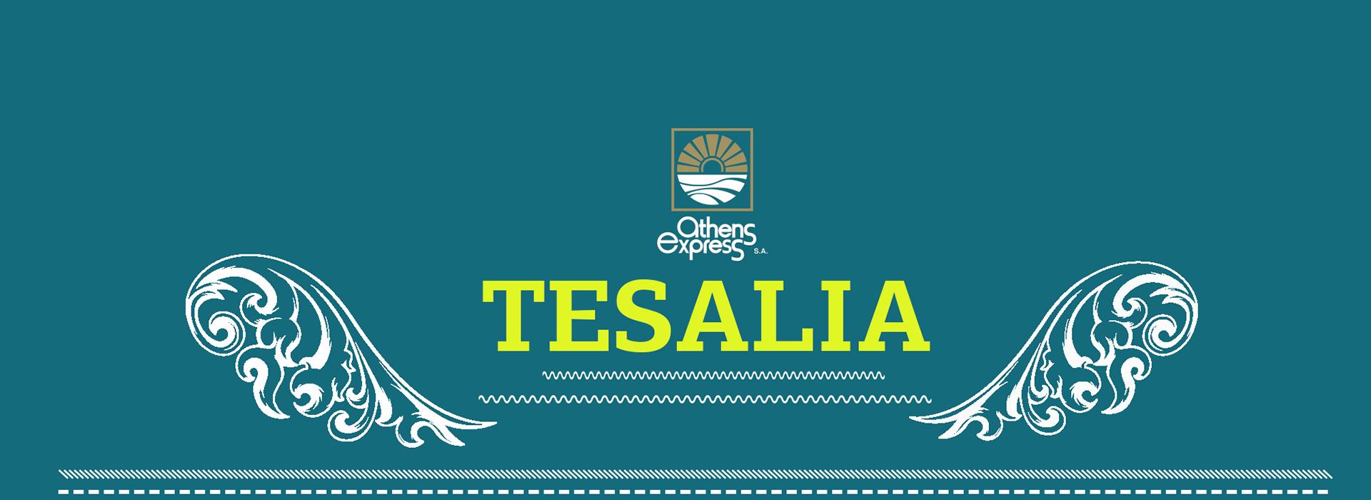 Tesalia en Grafico