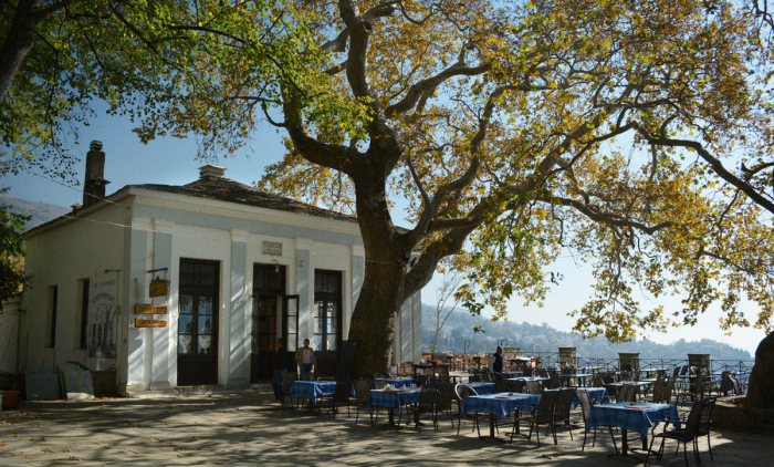 Pelion, a mountain that is nothing short of enchanting