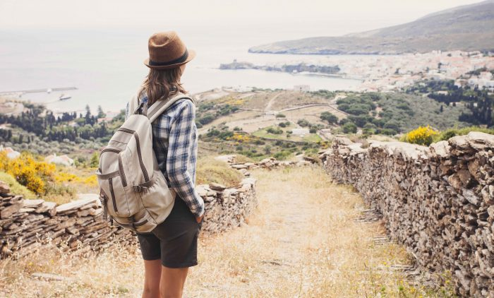 Authentic & Tranquil: Andros, Euboea, Tinos & Kea