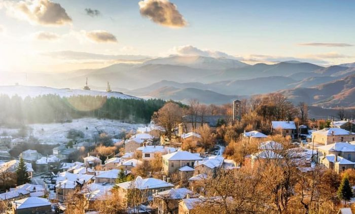 Florina: The Gold Standard of Winter Vacations