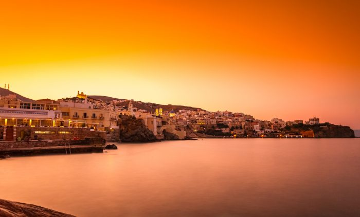 Easter in Syros: A Tale of Two Churches