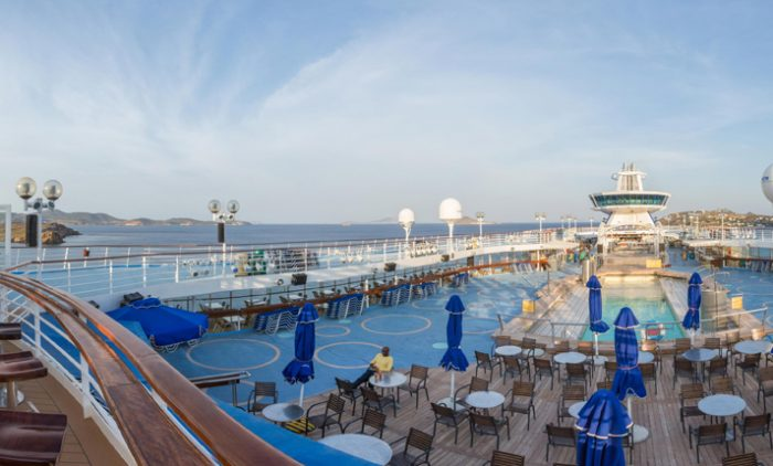 Cruising The Mediterranean with Athens Express